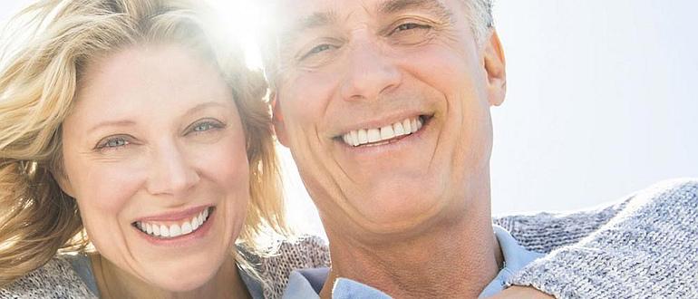 Преимущества протезирования зубов - Стоматология «Линия Улыбки»