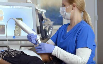 Сканирование зубов - Стоматология «Линия Улыбки»