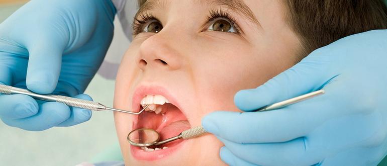 Детская стоматология - «Линия Улыбки»
