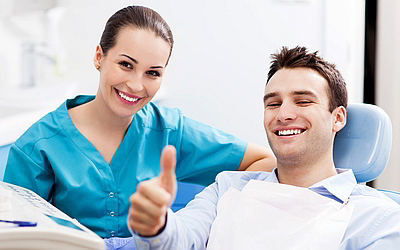 Качество работы и забота о пациенте - Стоматология «Линия Улыбки»