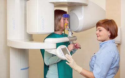 Компьютерная томография  - Стоматология «Линия Улыбки»