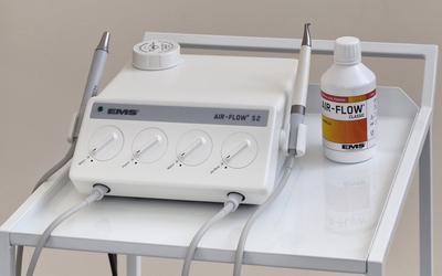 Современная методика AirFlow - Стоматология «Линия Улыбки»