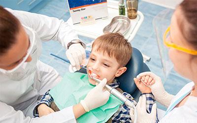 Терапия недуга у детей - Стоматология «Линия Улыбки»