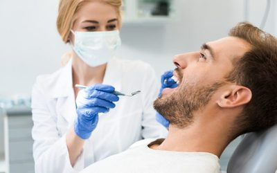 "Ампутация части корня зуба - Стоматология ""Линия Улыбки"""