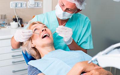 Лечение зубов ультразвуком - Стоматология Линия Улыбки