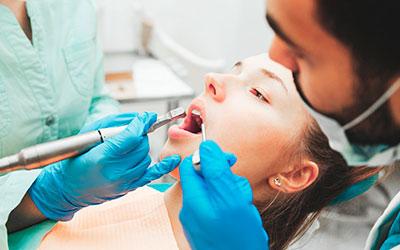Лечение кариеса методом icon - Стоматология Линия Улыбки