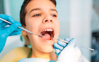 Доступна на начальных этапах кариеса - Стоматология Линия Улыбки