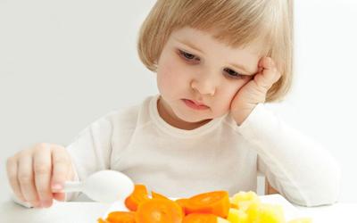 Ребенок плохо ест - Стоматология Линия Улыбки
