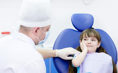 Ребенок с зубной болью - Стоматология Линия Улыбки
