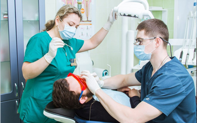 Воспаление зуба - Стоматология Линия Улыбки