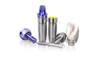 Абатменты для имплантатов Xive- Стоматология Линия Улыбки
