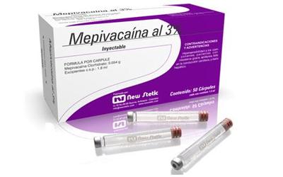 Мепивакаин - Стоматология Линия Улыбки