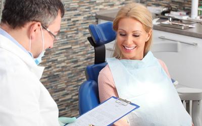 Составление плана терапии - Стоматология Линия Улыбки