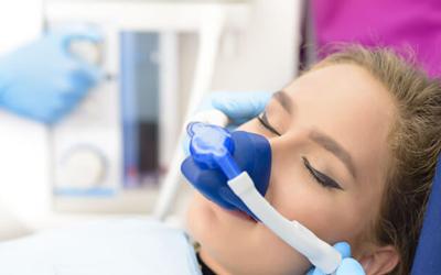 Как лечат зубы под наркозом - Стоматология Линия Улыбки