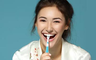 Правила чистки зубов - Стоматология Линия Улыбки