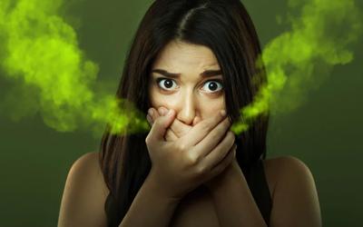 Дурной запах изо рта - Стоматология Линия Улыбки