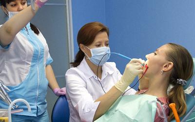 Электрофорез - Стоматология Линия Улыбки