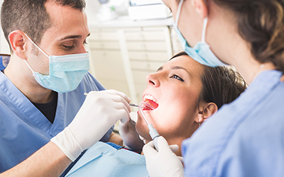 Как проходит процедура - Стоматология Линия Улыбки