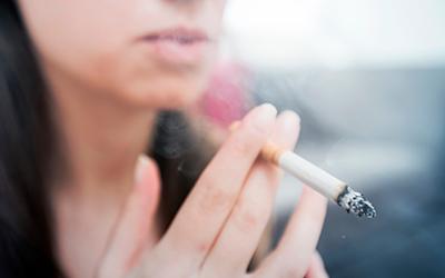 Основные причины - курение - Стоматология Линия Улыбки