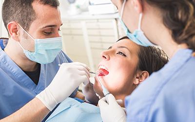 Профессиональная гигиена ротовой полости - Стоматология Линия Улыбки