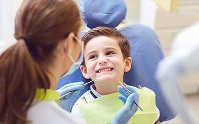 Травма молочного зуба - Стоматология Линия Улыбки