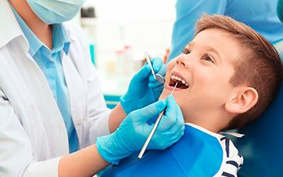 Как лечить кариес у детей - Стоматология Линия Улыбки