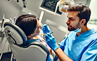 Установка брекетов - Стоматология Линия Улыбки