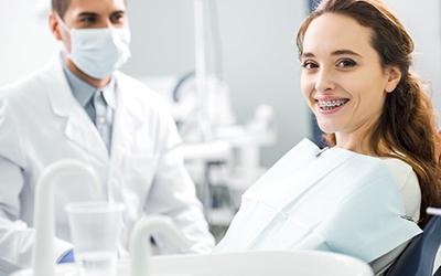 Подготовка к выравниванию рядов брекетами - Стоматология Линия Улыбки