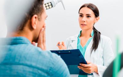 Консультация - Стоматология Линия Улыбки