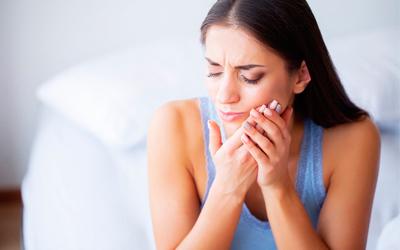 Слабая ноющая боль - Стоматология Линия Улыбки