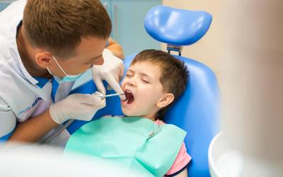 Анестезия в детской стоматологии - Стоматология «Линия Улыбки»