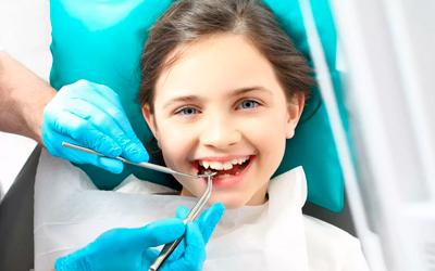 Кривые молочные зубы - Стоматология «Линия Улыбки»