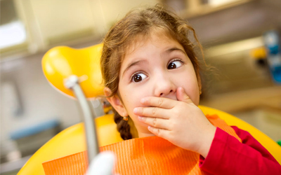 У ребенка фобия - Стоматология «Линия Улыбки»