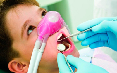 Виды анестезии в детской стоматологии - Стоматология «Линия Улыбки»
