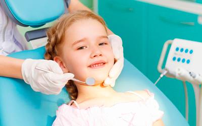 Ребенку следует посетить дантиста около пяти раз- Лето