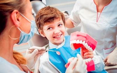 Серебрить молочные зубы- Лето