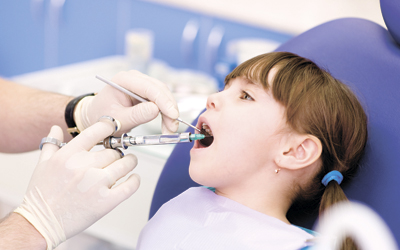 Инъекционное введение обезболивающего - Стоматология «Линия Улыбки»