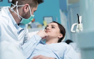 Киста в челюсти - Стоматология «Линия Улыбки»