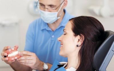 Новые технологии в протезировании зубов - Стоматология «Линия Улыбки»