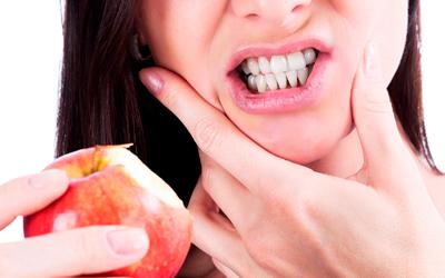 Боль во время пережевывания еды - Стоматология «Линия Улыбки»