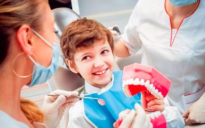 Больно ли лечить молочные зубы - Стоматология «Линия Улыбки»