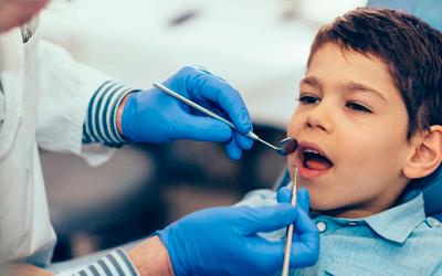 Смена молочных зубов у детей - Стоматология «Линия Улыбки»