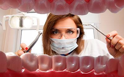Если зуб реагирует на холодное - Линия Улыбки