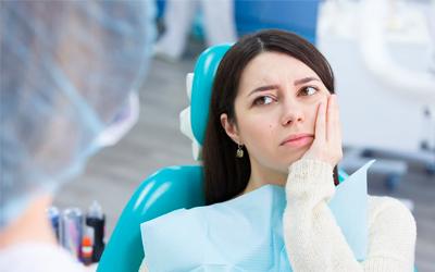 Почему болят зубы - Линия Улыбки