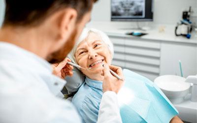 Временная пломба - Стоматология Линия Улыбки