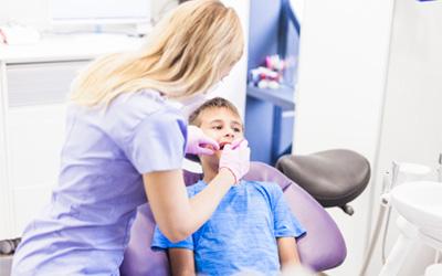 Пластическая операция на уздечке в детской стоматологии - Стоматология Линия Улыбки