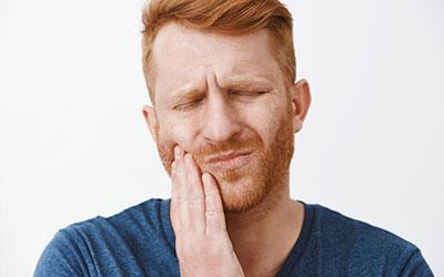 Боль при ощупывании кожи лица - Стоматология Линия Улыбки