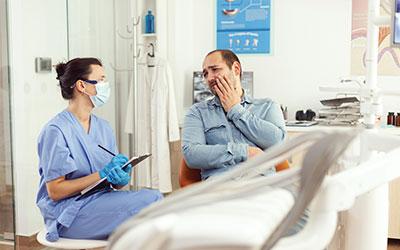 При такой симптоматике обратитесь к врачу - Стоматология Линия Улыбки