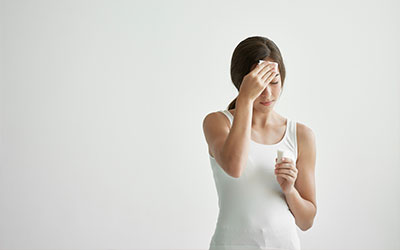 Усиленная потливость - Стоматология Линия Улыбки
